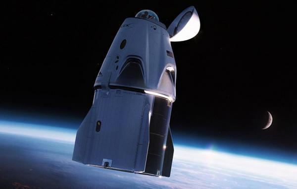 اسپیس ایکس برای گردشگران فضایی دیدی 360 درجه فراهم می نماید
